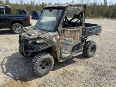2016 Polaris XP900 Ranger LTD Edition EPS 4x4 Side by Side, Gas, w/Tilting Dump Bed, Odom: 2,937,