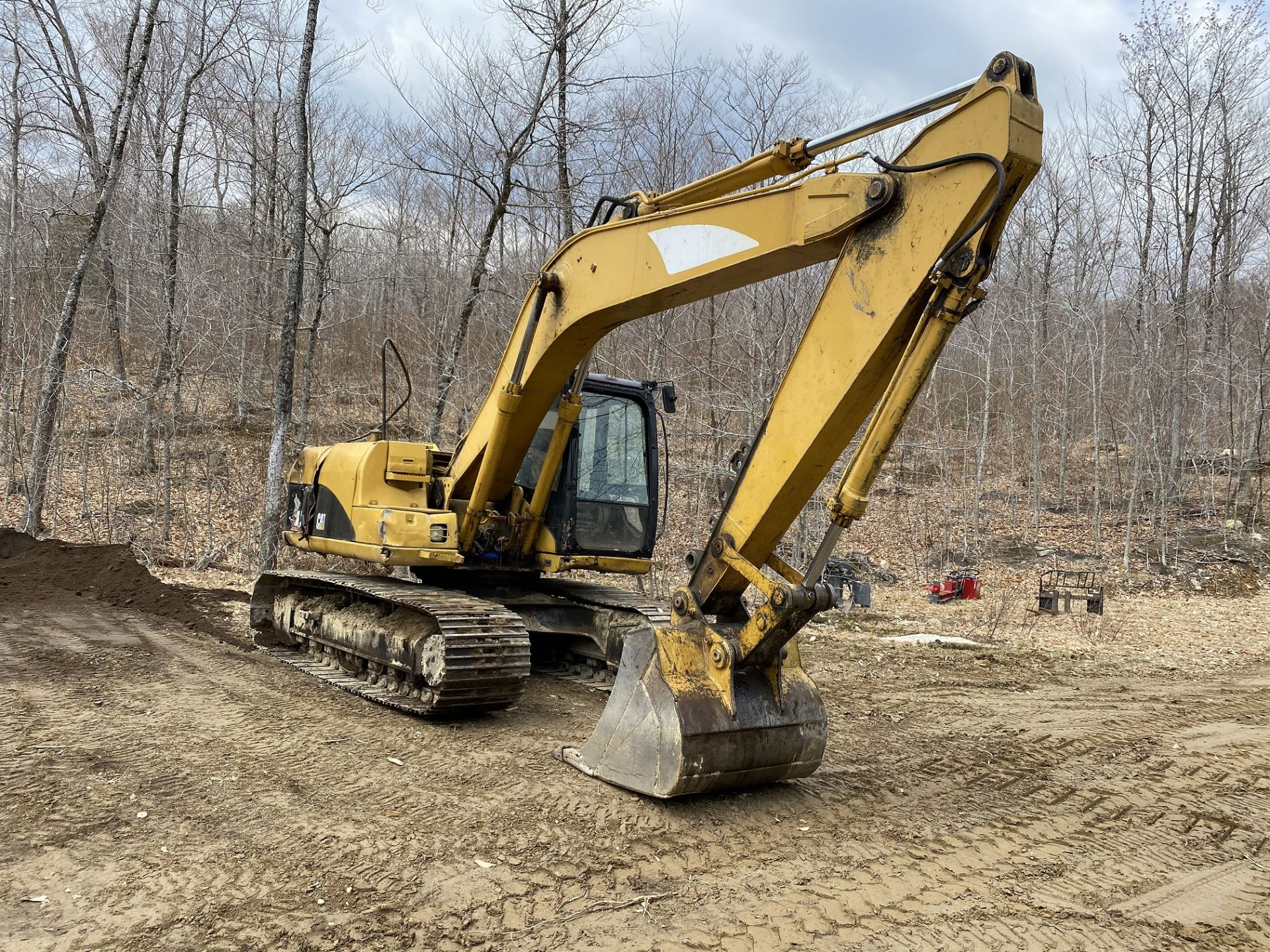 Caterpillar Excavator 315CL 1YD Bucket Stationary w/Thumb, Hrs: 8,003, 3YR Old Swing Motor Bushings, - Image 2 of 10