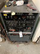 Lincoln Arc Welder Square Wave Tig 300 Welder AC/DC Tig & Stick Arc Welding Power 115V, 60Hz, Single