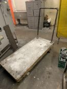 Shop Made Industrial Cart