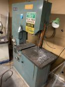 Victor #VM6 Metal Cutting Saw, 3 Phase (No Access To Motor to Get HP)