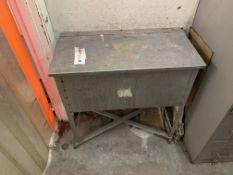 Portable SS Acid Cabinet