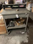 Metal Shippers Desk