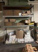 (3) Asst. Sized Sections of Metal Storage Shelving
