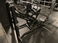 Life Fitness Linear Leg Press #SPLLLP w/Adjustable Seat (No Weights Included)
