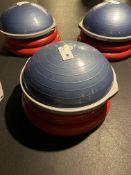 Bosu Balance Trainer Pro w/(2) Step 360 Pro Risers (All Inflatable)