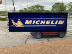 Michelin Illuminated Sign