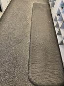(13) Assorted Carpet/Anti-Fatigue Mats