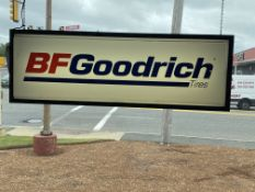 BF Goodrich Illuminated Sign