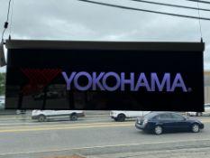 Yokohama Illuminated Sign