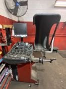 Hunter Smart Weight Tire Balancer w/ Monitor and Weights. Model: SW00