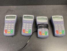 (4) Veri-Phone Pin-Pad1000