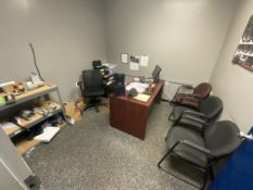 Lot in Office. Computer/Files/Desk/ETC