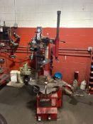 Hunter Tire Change Machine. SIN:INF758329 Model: TCX50E-Series