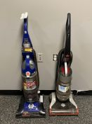 (2) Assorted Vacuums