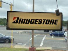 Bridgestone Illuminated Sign