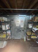 TAFCO SC Walk in Freezer #8-11-F-NR, W/ Floor, 8' X 11'