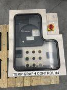 Honeywell SS Housing Temp Graph Controller