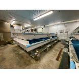 [LOT] (18) Asst. Size Wet Storage Tanks (Lobster, Crab, Shellfish, Etc.) Marine Biotech MFG (Model