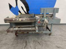 Shanklin #S24C Heat Sealer Conveyer, Single Phase, SN: S0324