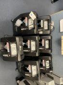 (7) DeVilbiss 5L Oxygen Concentrators