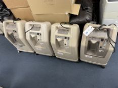 (4) DeVilbiss 5L Oxygen Concentrator w/ OSD