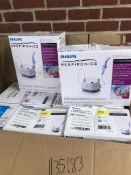 (9) Philips Respironics Elegance Nebulizer Systems