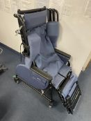 """Broda #MID20"""" Portable Patient Chair"""