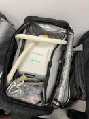Atom Bili-Therapy Pad Type Photo Therapy Unit w/ Case