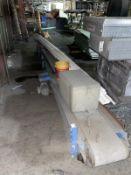 IMHVERSA 15' Motorized Conveyor w/ (2) 6' Conveyor Tables