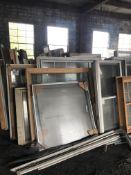(Lot) asst. Windows & Doors