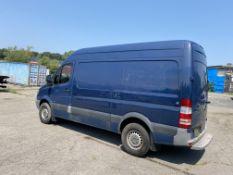 2010 Mercedes Benz Sprinter Van, Diesel, 6 Cylinder Turbo, Odom: 107,000, VIN#: WD3PE7CC0A5457629