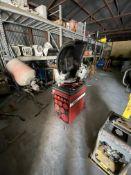 Coats 1400ZD Wheel Balancer