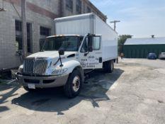 2013 International #430 Box Truck, Automatic, Dual Turbo Diesel, 6.4L, 6-Wheel 24' Morgan Box w/