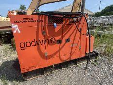 Godwin #GHPV30 Power Pack w/2014 John Deere 4 Cylinder Diesel Motor #PE4045R939324, Hrs: 1140