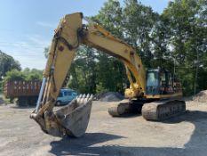 "CAT #345 13L Series II Track Excavator, Hrs: 10,995, P/N: CAT0345BCAGS01806 w/45"" Bucket (UNIT"