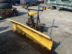 Fisher Minute Mount 7 1/2' Plow