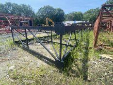 Gantry Crane Boom Section Heel