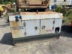 Wacker Neuson #G25 20KW Generator