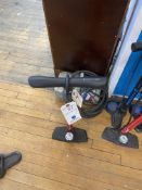 Black Bern Pump With Gauge $20 Retail