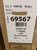 Sun Black Pearl 7 Speed Scout 24 NIB $409 Retail
