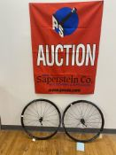 (2) Giant SL 1 Disc Road Wheel 28H 275 Front 20H $225 Retail