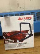 Allen Sport 2 Bike Wall mounted Storage Rack NIB