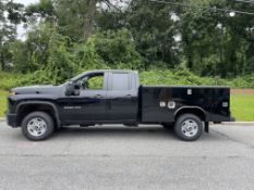2020 GMC Sierra 2500 Utility Body Truck, 4 Dr, 4x4, 8 Cyl Gas, Odom: 4,086, Vin#: 1GC2YLE73LF299140
