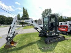 2020 Bobcat E35i Rubber Track Mini Excavator w/Bucket, Grapple & Pusher, Hrs: 195, P/N: B3Y216938