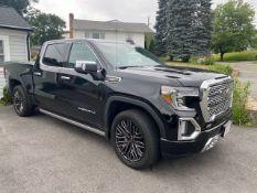 2019 GMC Denali Carbon Pro Pickup Truck, 4 Door, 4x4, 6.2 Liter Gas, Glass Roof, Loaded,Odo:18,436,