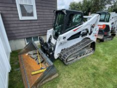 """2020 Bobcat T770 Rubber Track Skid Steer w/80"""" Bucket, Hrs: 423, P/N: AT6325627"""