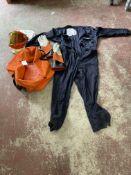 Pro Wear Salisbury Arc Flash Cover All Size XXl Color Navy w/ Bag
