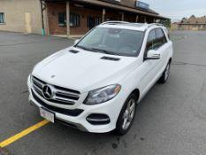 2018 Mercedes Benz GLE350, Odom: 52,420, VIN#: 4JGDA5HBXJB144786, Leather Interior, Power