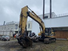 1999 CAT #345BL Track Excavator, Hrs: 13,198 S/N: 4SS01434 (NO BUCKET, NO GRAPPLE)